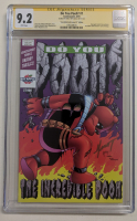 """Myrat Mychaels Signed 2019 """"Do You Pooh?"""" LE Issue #1 Big Apple Comic Con Variant Counterpoint Comic Book (CGC 9.2) at PristineAuction.com"""