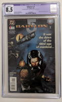 "1995 ""Babylon 5"" Issue #1 DC Comic Book (CGC Restored 8.5) at PristineAuction.com"