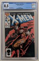 """1986 """"Uncanny X-Men"""" Issue #212 Marvel Comic Book (CGC 8.5) at PristineAuction.com"""