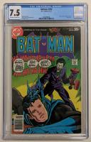 "1977 ""Batman"" Issue #294 DC Comic Book (CGC 7.5) at PristineAuction.com"