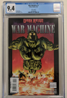 """2009 """"War Machine"""" Issue #1 Variant Edition Marvel Comic Book (CGC 9.4) at PristineAuction.com"""