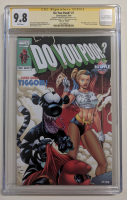 """Myrat Mychaels Signed 2019 """"Do You Pooh?"""" LE Issue #1 Big Apple Comic Con Variant Counterpoint Comic Book (CGC 9.8) at PristineAuction.com"""