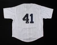 Miguel Andujar Signed Jersey (Beckett COA) (See Description) at PristineAuction.com