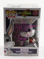 "Jeff Bergman Signed ""Space Jam"" #413 Bugs Funko Pop! Vinyl Figure Inscribed ""Bugs"" (PSA COA) at PristineAuction.com"