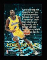 Kobe Bryant 1996-97 E-X2000 Star Date 2000 #3 at PristineAuction.com