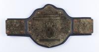 The Undertaker Signed World Heavyweight Wrestling Champion Belt (JSA COA & Fiterman Sports Hologram) at PristineAuction.com