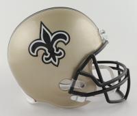 Saints Full-Size Helmet at PristineAuction.com