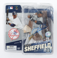 Gary Sheffield Signed Yankees McFarlane's Sports Picks Action Figure (Beckett COA) at PristineAuction.com