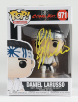 "Ralph Macchio Signed ""Cobra Kai"" #971 Daniel LaRusso Funko Pop! Vinyl Figure (ACOA COA) at PristineAuction.com"