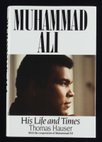 """Muhammad Ali Signed """"Muhammad: His Life And Times"""" Hardcover Book (JSA ALOA) at PristineAuction.com"""