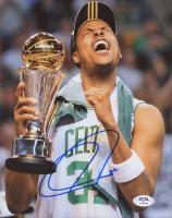 Paul Pierce Signed Celtics 8x10 Photo (PSA COA) at PristineAuction.com