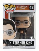 Stephen King - Icons #43 Funko Pop! Vinyl Figure at PristineAuction.com
