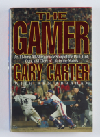 """Gary Carter Signed """"The Gamer"""" Hardcover Book (JSA COA) at PristineAuction.com"""