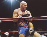 Kurt Angle Signed WWE 8x10 Photo (PSA COA) at PristineAuction.com
