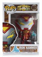 Iron Hammer - Infinity Warps - Marvel #857 Funko Pop! Vinyl Bobble-Head Figure at PristineAuction.com