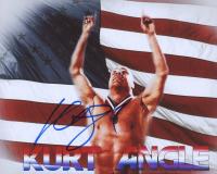 Kurt Angle Signed Team USA 8x10 Photo (PSA COA) at PristineAuction.com