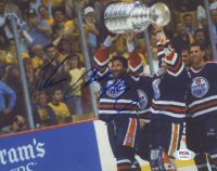 Glenn Anderson Signed Oilers 8x10 Photo (PSA COA) at PristineAuction.com