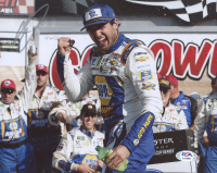 Chase Elliott Signed NASCAR 8x10 Photo (PSA COA) at PristineAuction.com