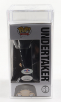The Undertaker Signed WWE #69 Funko Pop! Vinyl Figure (JSA COA & PSA Encapsulated) at PristineAuction.com