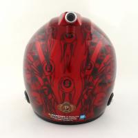 "Dale Earnhardt Jr. Signed NASCAR ""First Final"" Axalta #88 Limited Edition Full-Size Helmet (Dale Jr. Hologram & COA) at PristineAuction.com"