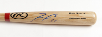 Ronald Acuna Jr. Signed Rawlings Big Stick Baseball Bat (JSA COA) at PristineAuction.com