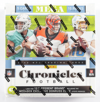 2020 Panini Chronicles Football Mega Box with (10) Packs (See Description) at PristineAuction.com