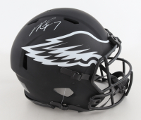 Michael Vick Signed Eagles Full-Size Authentic On-Field Eclipse Alternate Speed Helmet (JSA COA) (See Description) at PristineAuction.com