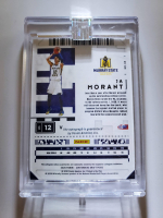 Ja Morant 2020-21 Panini Contenders Draft Picks Legacy Ticket Autographs Game Ticket #44 at PristineAuction.com