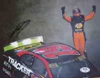 Martin Truex Jr. Signed NASCAR 8x10 Photo (PSA COA) at PristineAuction.com
