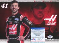 Daniel Suarez Signed NASCAR 8x10 Photo (PSA COA) at PristineAuction.com