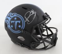 Bud Dupree Signed Titans Full-Size Eclipse Alternate Speed Helmet (Beckett Hologram) at PristineAuction.com