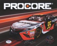 Matt DiBenedetto Signed NASCAR 8x10 Photo (PSA COA) at PristineAuction.com