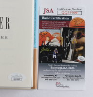 """John Denver Signed """"Take Me Home: An Autobiography"""" Hardcover Book Inscribed """"Peace!"""" (JSA COA) at PristineAuction.com"""