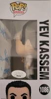 "Larry Thomas Signed ""Seinfeld"" #1089 Yev Kassem Funko Pop! Vinyl Figure Inscribed ""No Soup For You!"" & ""Soup Nazi"" (JSA COA) at PristineAuction.com"
