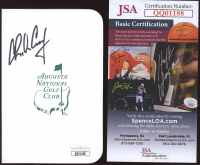 Charles Coody Signed Augusta National Golf Club Score Card (JSA COA) at PristineAuction.com