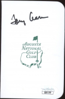 Tommy Aaron Signed Augusta National Golf Club Score Card (JSA COA) at PristineAuction.com
