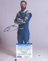 Jimmie Johnson Signed NASCAR 8x10 Photo (PSA COA) at PristineAuction.com