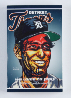 """Alan Trammell Signed """"2003 Tigers Information Guide"""" Paperback Book (JSA COA) at PristineAuction.com"""