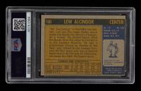 Lew Alcindor 1971-72 Topps #100 (PSA 6) at PristineAuction.com