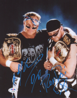 Road Dogg & Billy Gunn Signed 8x10 Photo (PSA COA) at PristineAuction.com