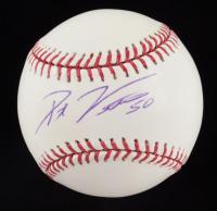 Pat Venditte Signed OML Baseball (JSA COA) at PristineAuction.com