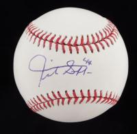 Giancarlo Stanton Signed OML Baseball (JSA COA) at PristineAuction.com