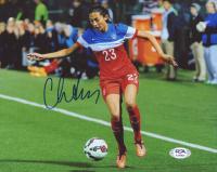 Christen Press Signed Team USA 8x10 Photo (PSA COA) at PristineAuction.com