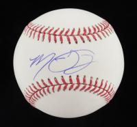Marco Gonzales Signed OML Baseball (JSA COA) at PristineAuction.com