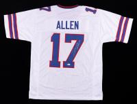 Josh Allen Signed Jersey (Beckett Hologram) at PristineAuction.com