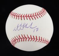 D.J. LeMahieu Signed OML Baseball (JSA COA) at PristineAuction.com