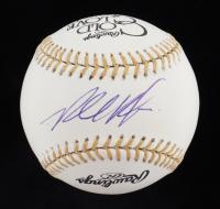Placido Polanco Signed Gold Glove Award Baseball (JSA COA) at PristineAuction.com