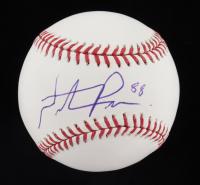 Hunter Pence Signed OML Baseball (JSA COA) at PristineAuction.com