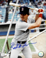 Rick Miller Signed Red Sox 8x10 Photo (AIV COA) at PristineAuction.com