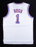 """Jeff Bergman Signed """"Space Jam: A New Legacy"""" Jersey (PSA Hologram) at PristineAuction.com"""